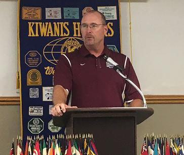 Coach Kurt Simon Previews the Sesser-Valier Matchup for Friday 9-10-21