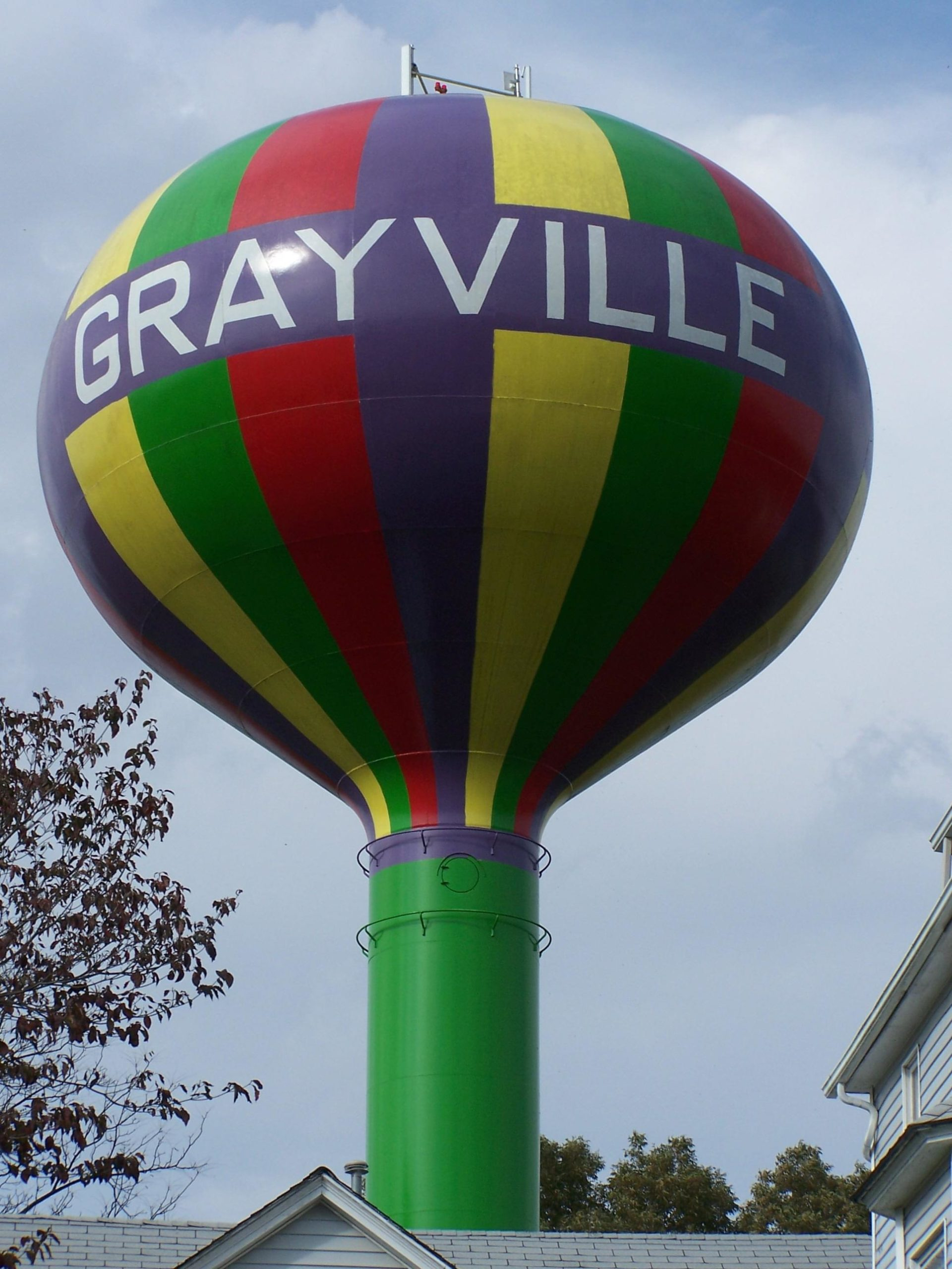 Grayville City Council Held a Public Hearing and Regular Session Meeting Monday Night