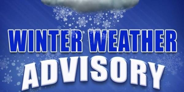 Winter Weather Advisory until 11:00AM