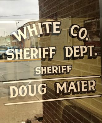 White County Sheriff's Department Reports