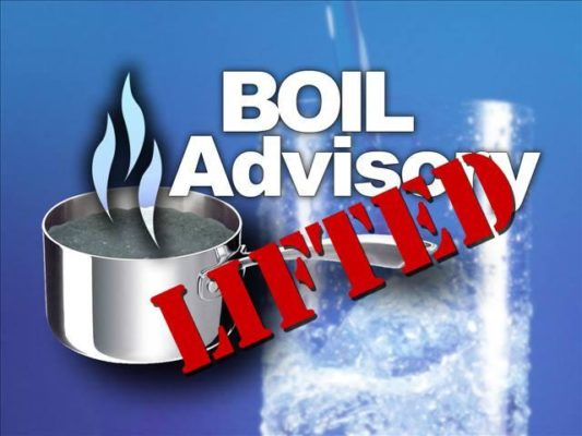 New Haven Boil Order Lifted