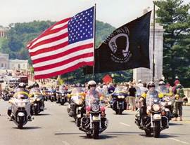 "National ""Run for the Wall"" Ride to Stop in Mt. Vernon"