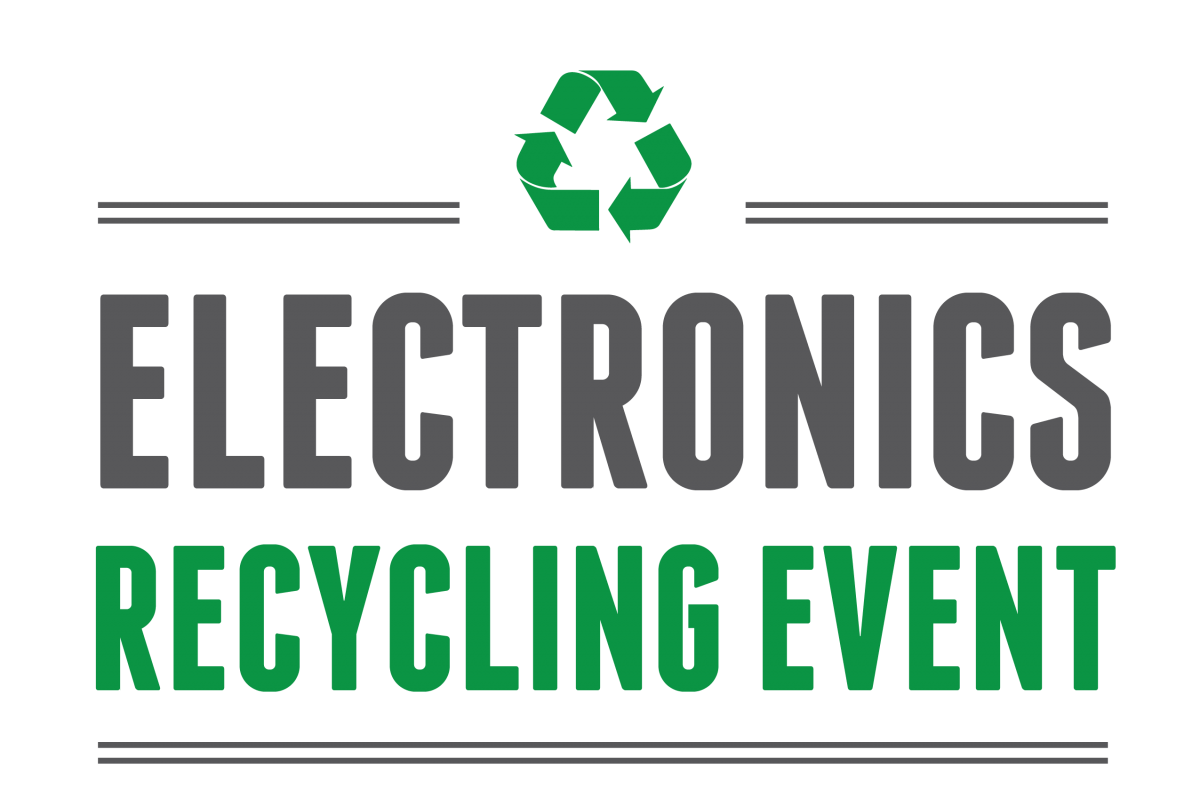 Electronics Recycling and Disposal This Saturday in Carrier Mills