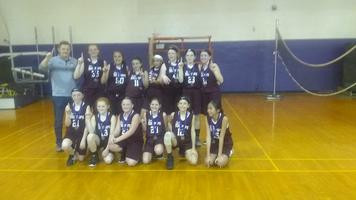 Carmi White County 6th Grade Girls' Basketball Team Wins Harrisburg Tournament
