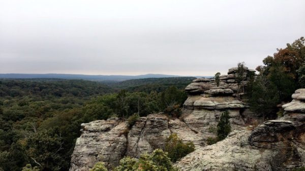 Shawnee National Forest Closes Recreation Sites; Implementing Virtual Services