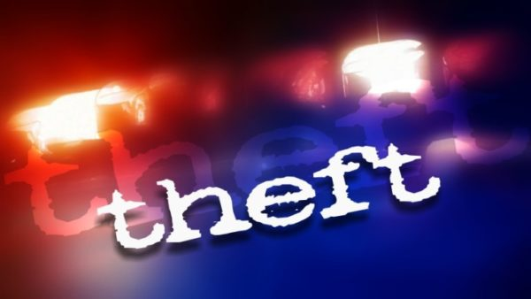 Theft Reported at Super 8 in Grayville