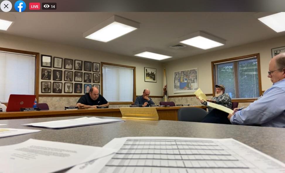 Grayville City Council Discusses Pet Cremation Facility Thursday Night