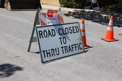 Another Road Closure in Carmi