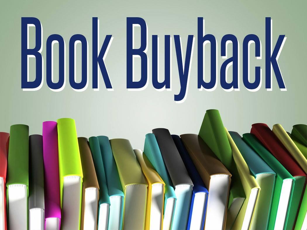 SIC to Hold Drive-Thru Book Buyback, Return