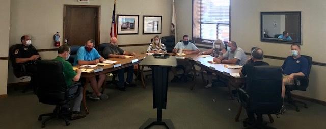 Carmi City Council Meeting Tuesday