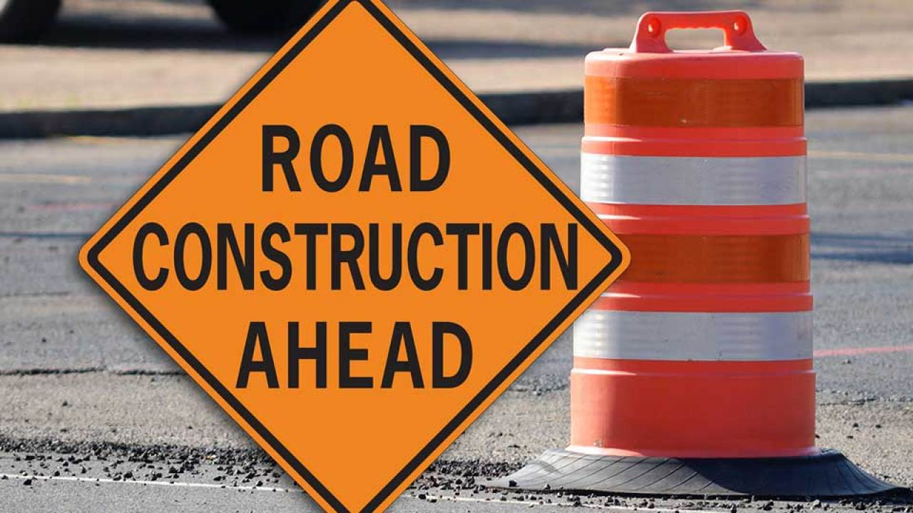 Lane Reductions on US 45 in White County Starting Monday