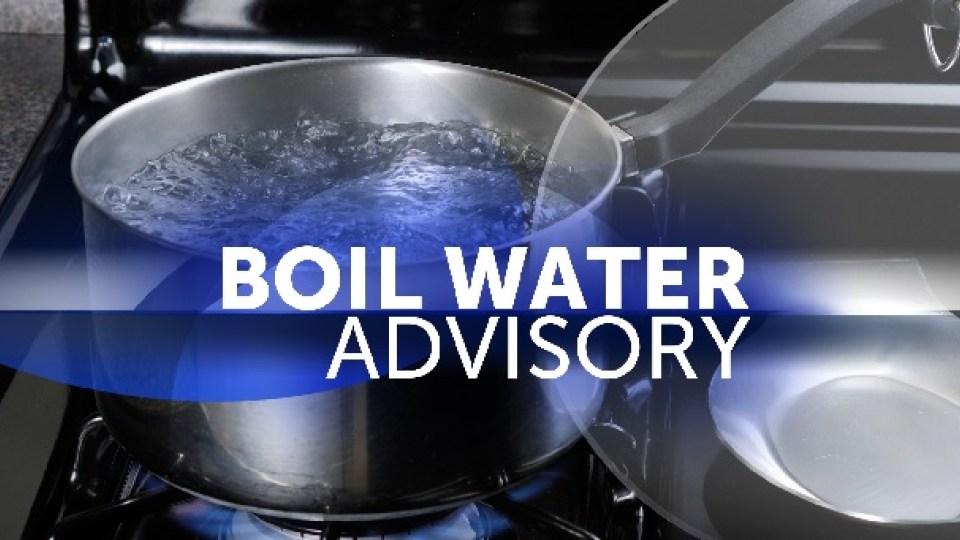 Crossville Boil Order