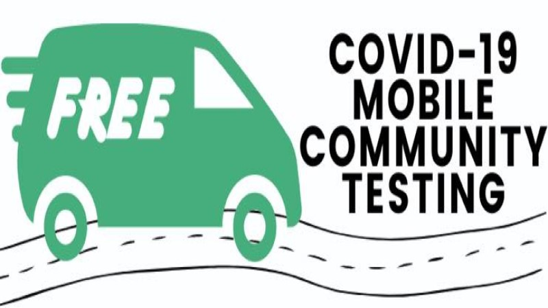 Free COVID-19 Mobile Community Testing Coming to White and Saline Counties This Weekend