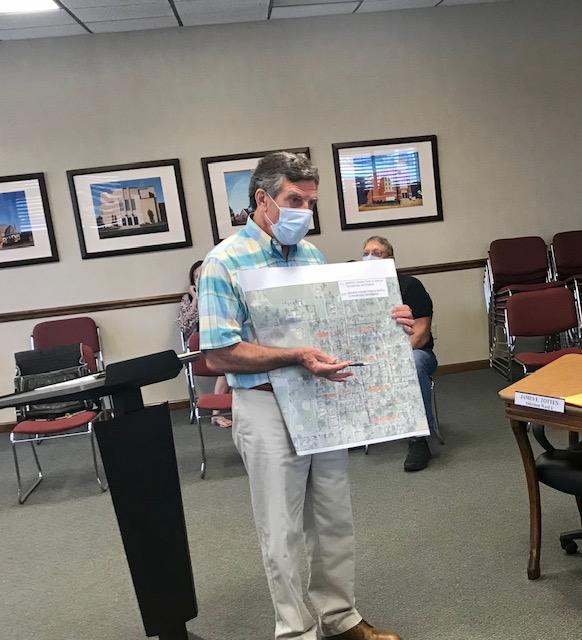 Carmi City Council Attempting for New Grant to Address Water Line Improvements Needed in Hillsdale Area
