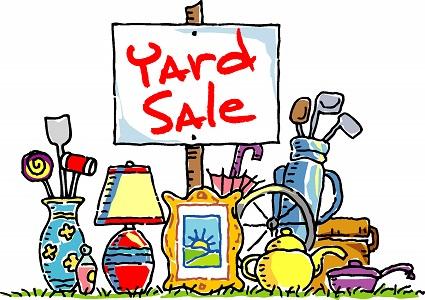 Grayville Yard Sales this Weekend