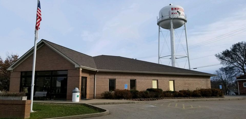 Enfield Village Board to Meet Tuesday