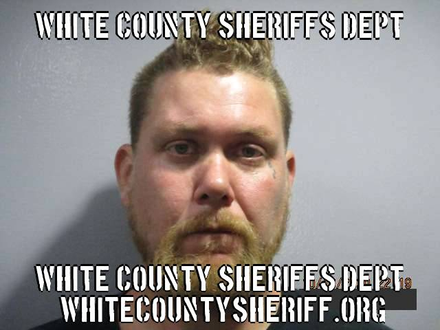 Crossville Man Turns Himself In Saturday on White County Warrant