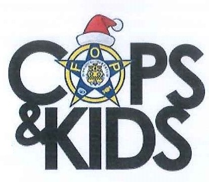 FOP Seeking Donations for Cops and Kids Christmas Program