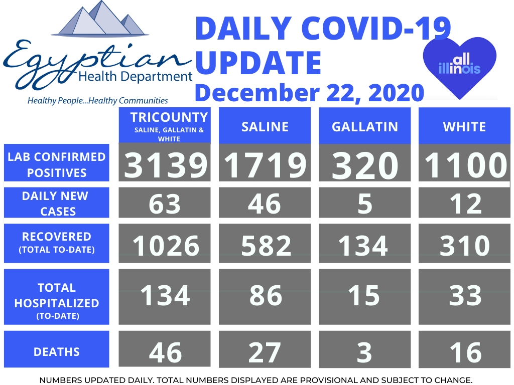 Egyptian Health Department Reports 63 New COVID-19 Cases Tuesday