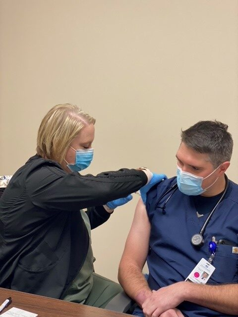 Tri County Area Lagging Behind State Average for Vaccinations