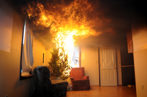 Illinois State Fire Marshal Stresses Safety When Decorating for the Holidays to Reduce the Risk of Fire