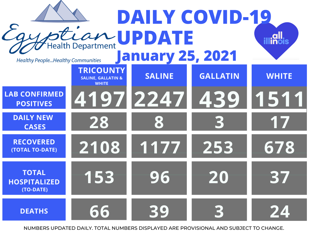 Egyptian Health Department Reports 28 New COVID-19 Cases Monday