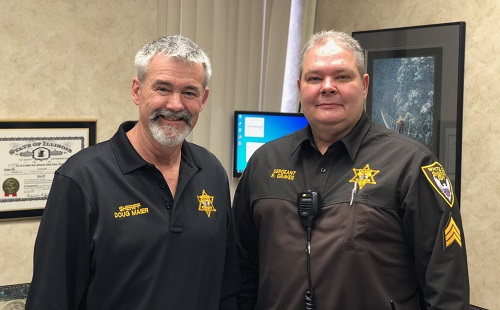 Sheriff Updates County Board on Employment Situation in Department and at Jail