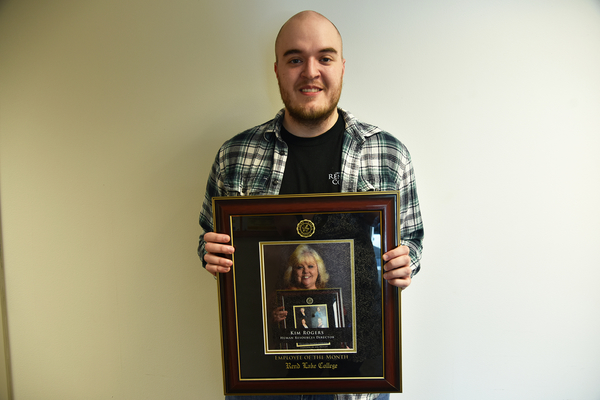 Wilson Named RLC Employee Of The Month