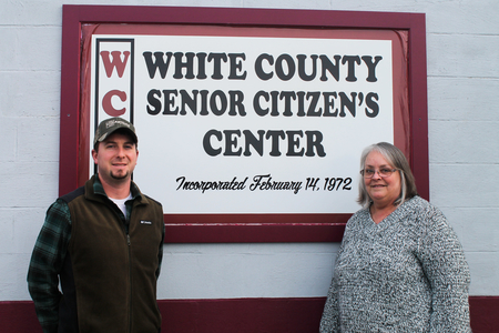 White County Farm Bureau Young Leaders Support Local Food Pantries