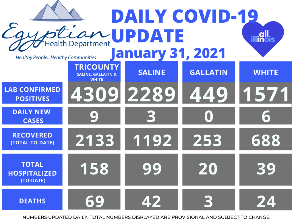 Egyptian Health Department Reports 25 New COVID-19 Cases Over the Weekend