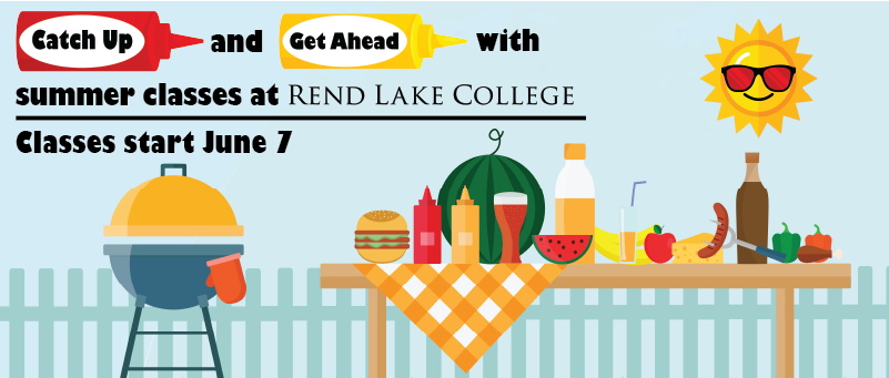 CATCH UP AND GET AHEAD THIS SUMMER WITH RLC CLASSES BEGINNING JUNE 7