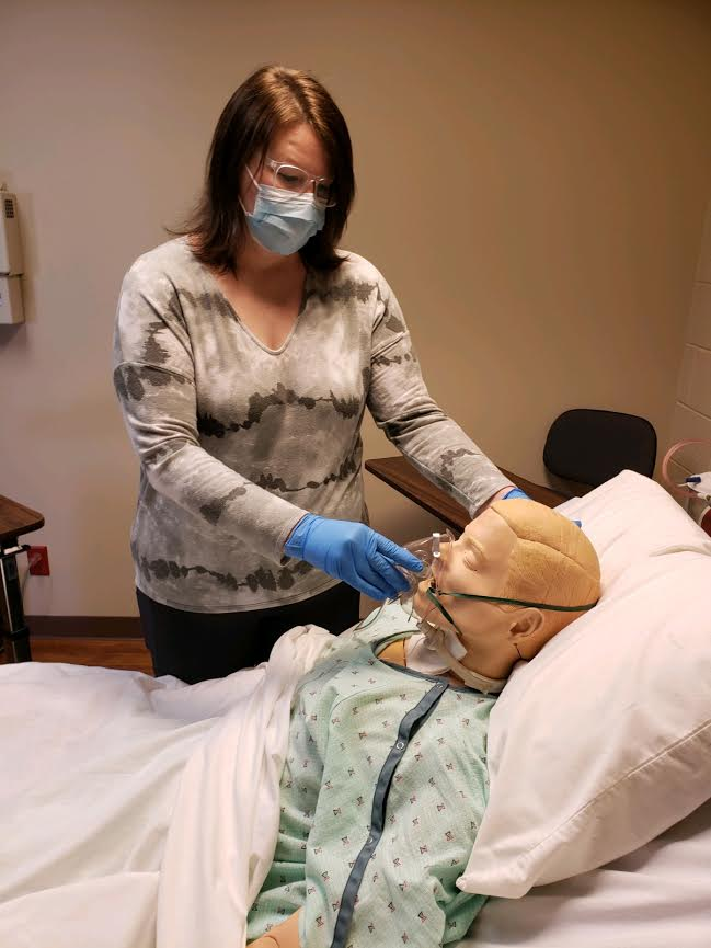 RLC NURSING STUDENTS GET CLINICAL STRENGTH, REAL-WORLD EXPERIENCE