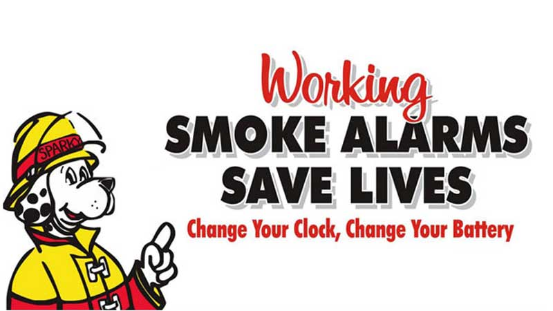 State Fire Marshal Reminds Illinoisans to Change Clocks and Batteries, Test Smoke Alarms in Advance of Daylight Saving Time