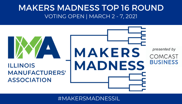 NAL is a Finalist in the IMA Makers Madness Competition