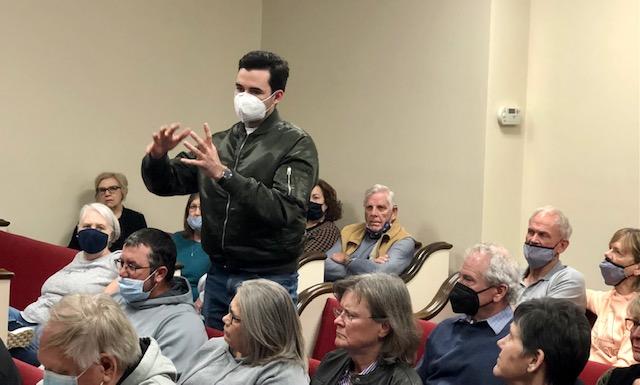 Chapman Raises Concerns Surrounding Ranger Power Industrial Solar Farm at County Board Meeting Tuesday