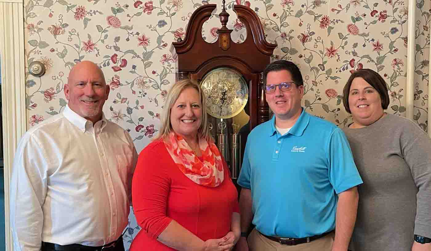 The Stendebacks are Retiring; Funeral Homes Sold