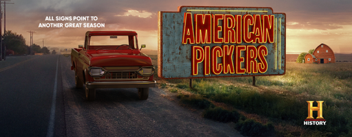 AMERICAN PICKERS to Film in Illinois