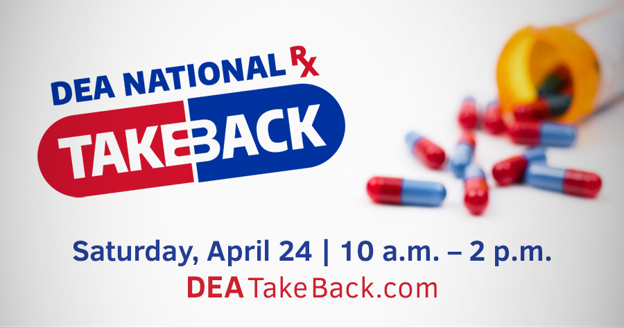 Indiana State Police Partners with DEA for 20thDrug Take Back Day
