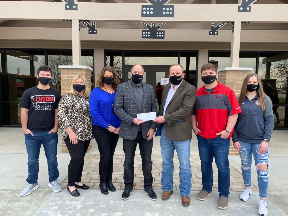 RLC Renovation Gets Support From Tony Wielt State Farm