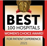 Wabash General Hospital Receives the 2021 Women's Choice Award® as one of America's 100 Best Hospitals for Patient Experience