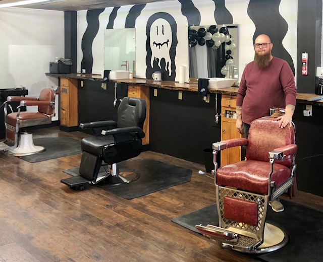 Get to Know your Singing Barber…Lucas Wayne Nelson
