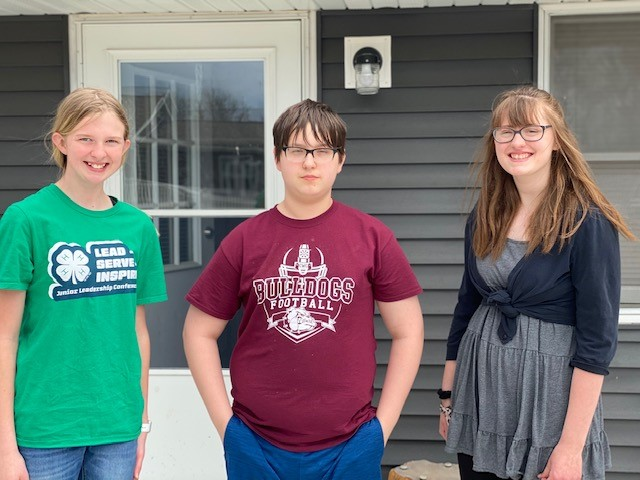 Families across Illinois have more Food on their Table thanks to 4-H Youth