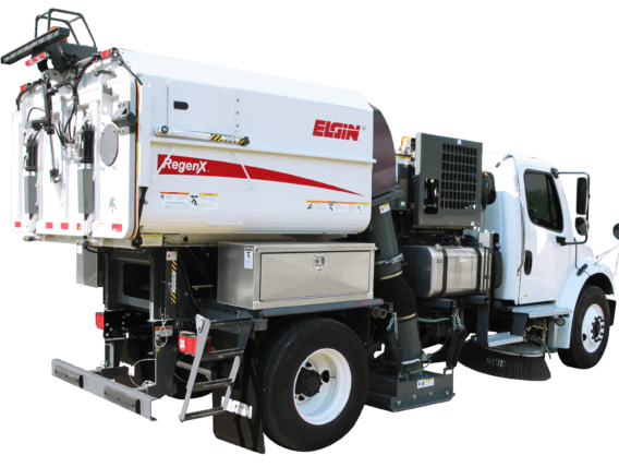 Carmi City Council Purchases New Street Cleaner at Tuesday Night Meeting