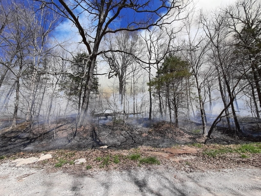Shawnee National Forest Prescribed Burns Continue