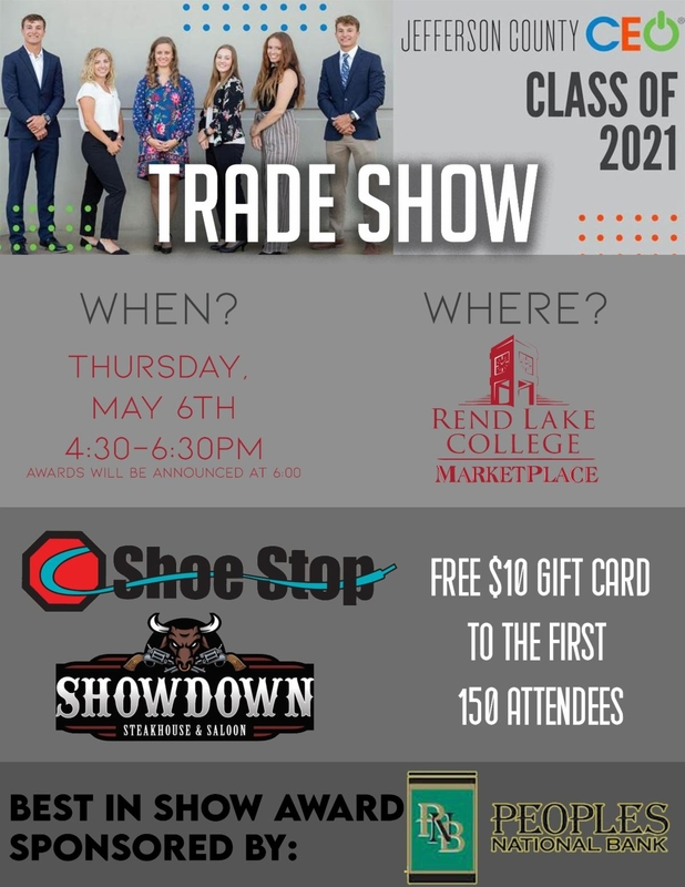 Jefferson County CEO Trade Show Set for May 6