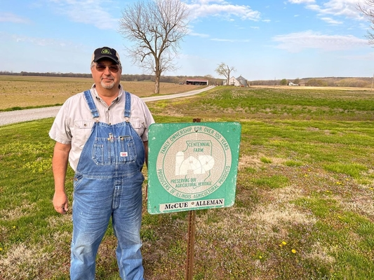 Farm Family Signs 80th Consecutive Farmland Lease with Same Family of Landowners