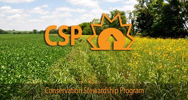 NRCS Conservation Stewardship Program Application Deadline – May 7