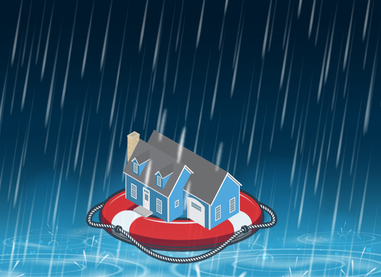 Don't Let Spring Rains Flood Your Future