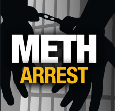 McLeansboro Couple Busted for Meth