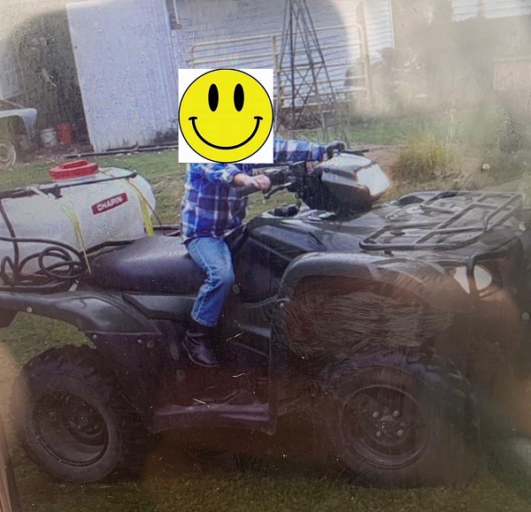 Wabash County Crime Stoppers Looking for Stolen ATV